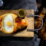 חצפורי עם ביצה פטרה